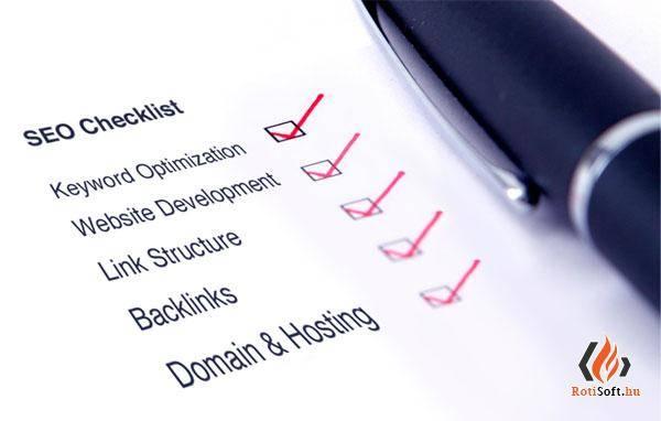 A keresőoptmializálás 5 alapja