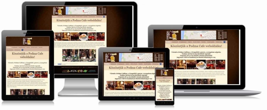 PodmaCafe.hu - podmacafe-weboldal-mokup-900x371