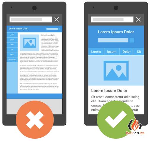 A Google és a responsive, mobilbarát oldalak - mobilbarat-responsive