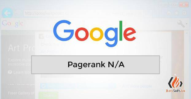 Google-Pagerank-vege