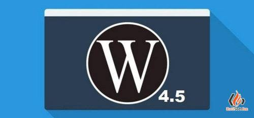 wordpress 4.5 - WordPress-4.51-500x233