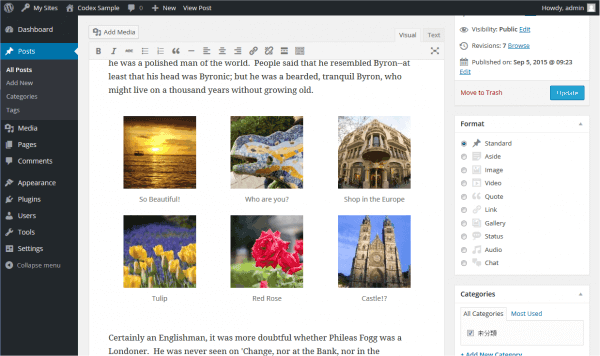 wordpress-gallery-kepgaleria