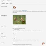 Vízjel hozzáadása WordPress-en: Easy Watermark használata - wordpress-vizjel-150x150