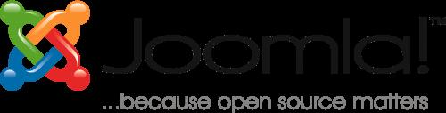 Tartalom konvertálása WordPress-be - Joomla-Logo-500x127
