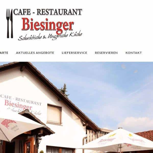 Cafe biesniger thumb