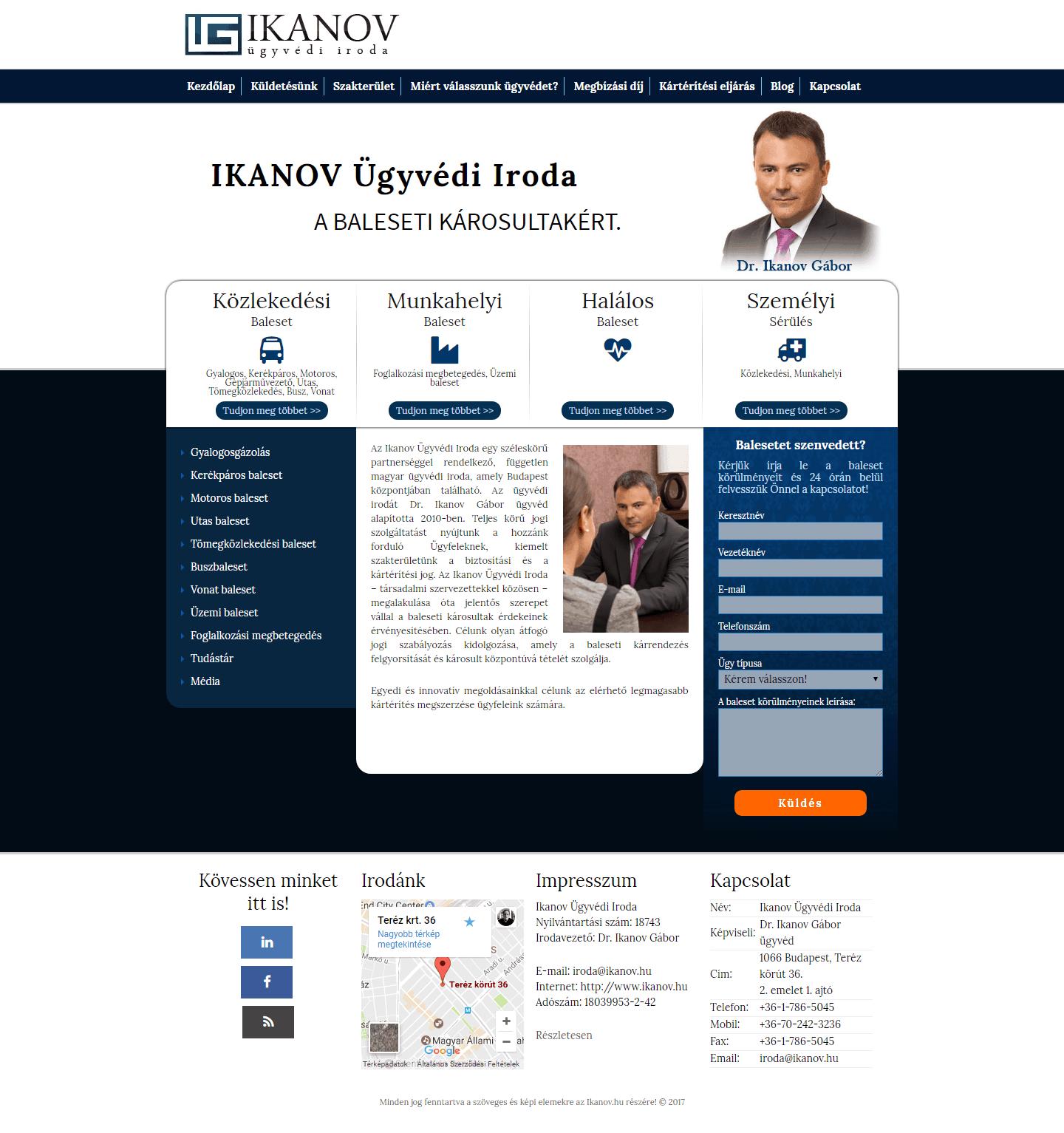 Ikanov.hu - ikanov-hu-honlap-pc