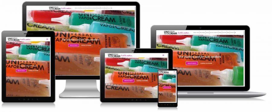 Unicream lapcsalád - unicream-honlap-rotisoft-mockup-900x371