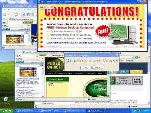 Felugró pop-up ablakok felhasználóbarát és hatékony használata - rossz-pop-up-ablakok-500x375