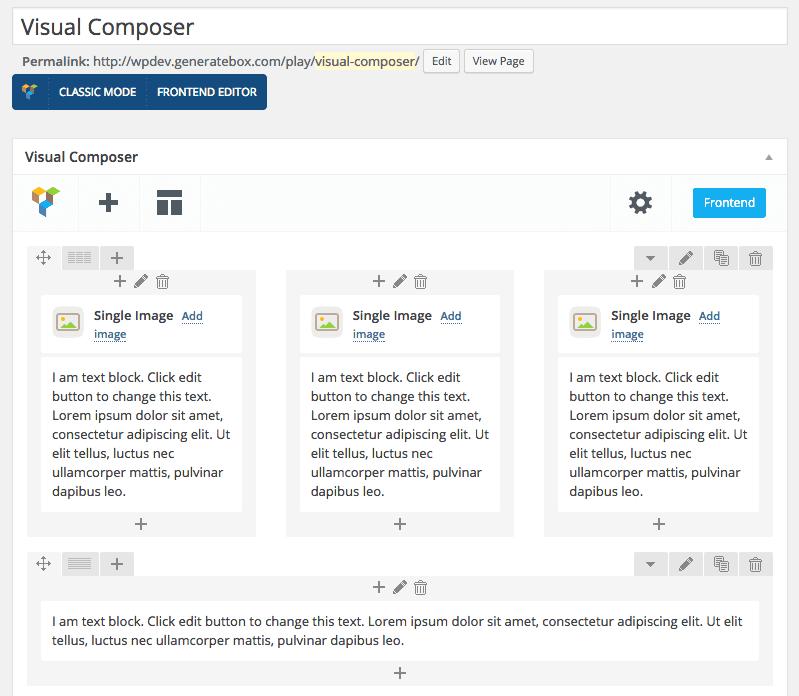 WP Bakery: Visual Composer bővítmény - visual-composer-szerkeszto-oszlopok-rotisoft