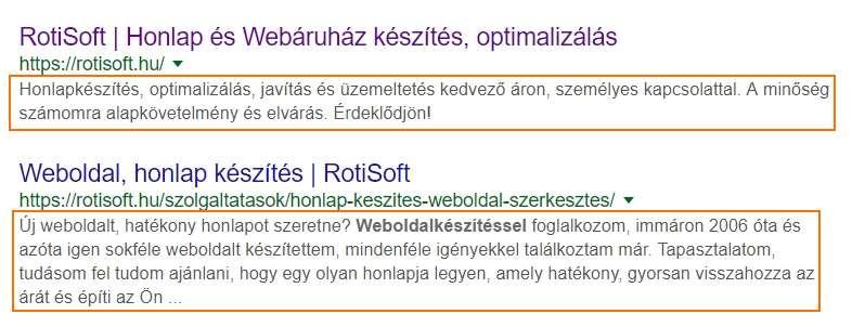 Hosszabb meta description leírás (Yoast SEO és All In One SEO) - rotisoft-meta-description-hossz-valtozas-google-keresooptimalizalas2