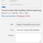 Kép alt megadás automatikusan WordPress esetén - SEO Automatizálás - kep-alt-minta-beallitas-150x150