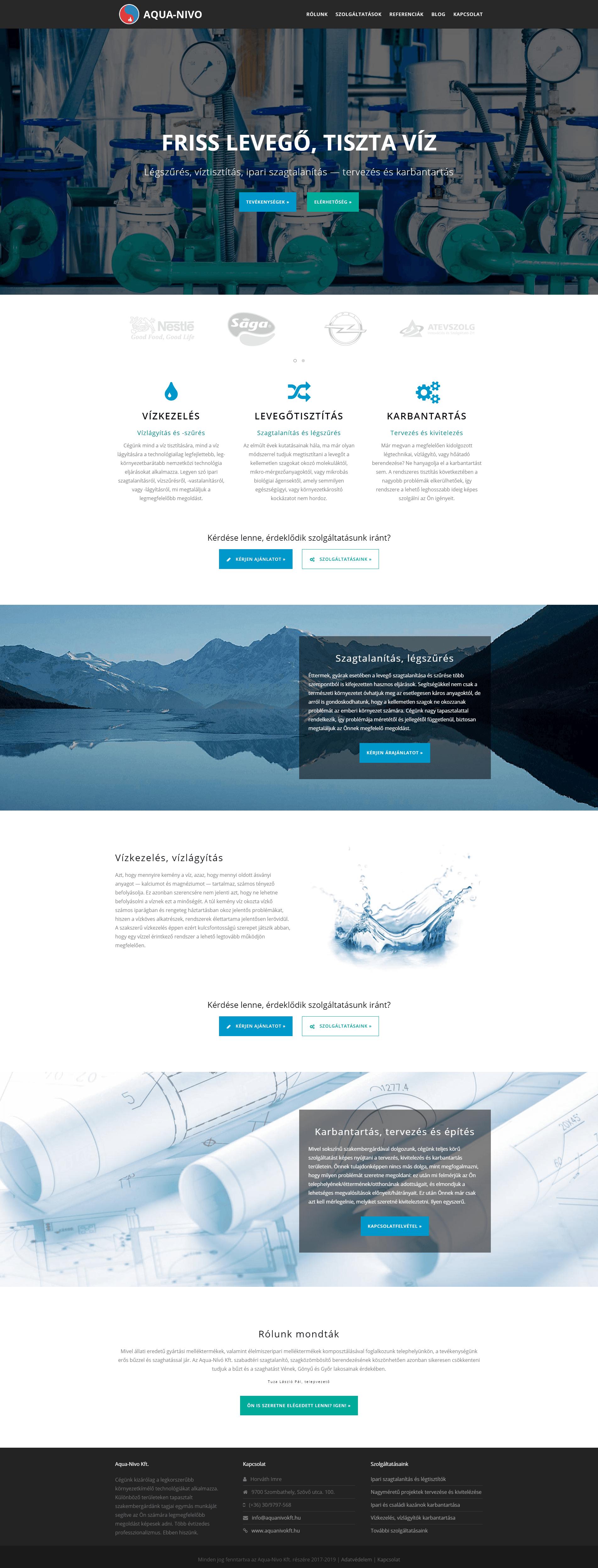 Aquanivokft.hu - aquanivo-weboldal-pc2